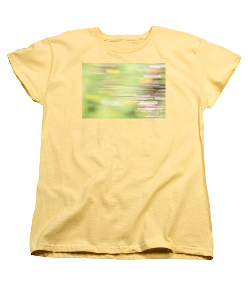 Rectangulism - S04a Women's T-Shirt (Standard Cut) by Variance Collections