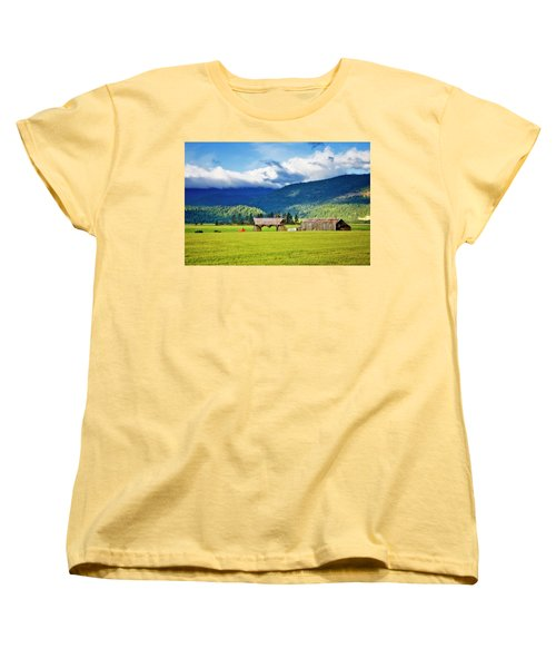 Women's T-Shirt (Standard Cut) featuring the photograph Recycled by Albert Seger
