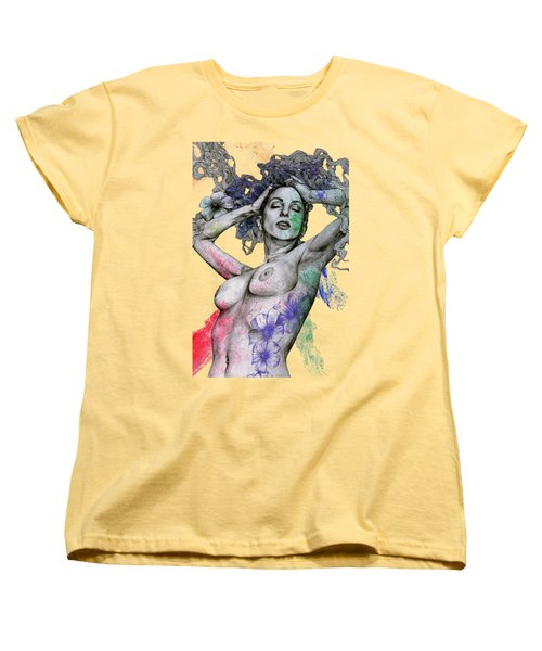 Remembering Days Of Yore Women's T-Shirt (Standard Cut) by Marco Paludet