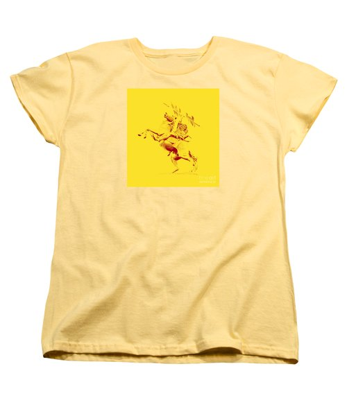 Renegade And Chief Osceola Women's T-Shirt (Standard Cut) by Paul  Wilford