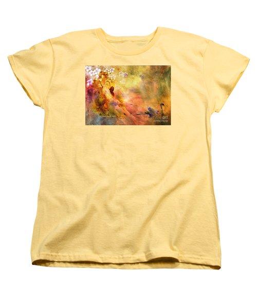 Rock Of Ages Women's T-Shirt (Standard Cut)