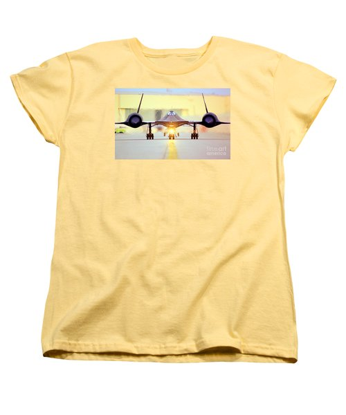 Roger That - Sr71 Jet Women's T-Shirt (Standard Cut)