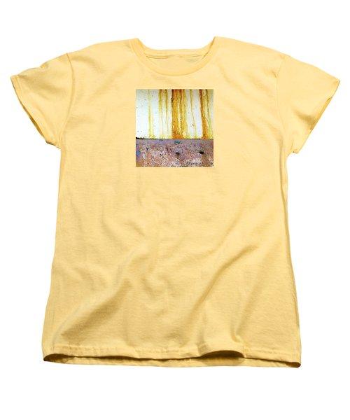 Rust Women's T-Shirt (Standard Cut) by Anne Kotan