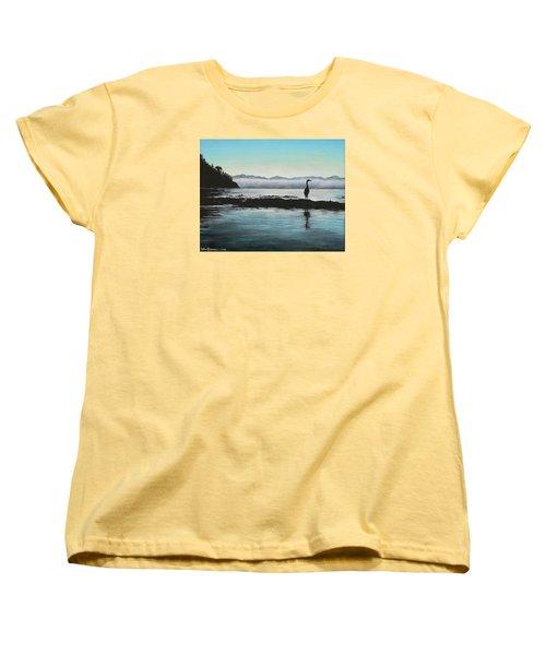 San Juan Sentinel Women's T-Shirt (Standard Cut) by Kim Lockman