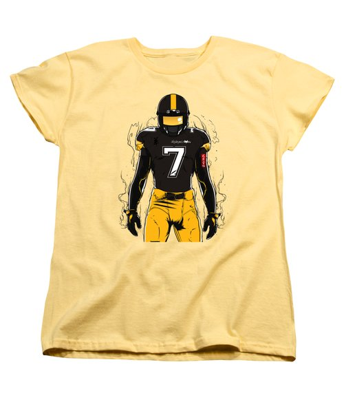 Sb L Pittsburgh Women's T-Shirt (Standard Cut) by Akyanyme