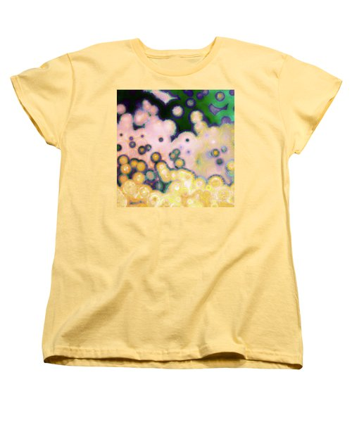 Shaped By The Creator. Romans 8 29 Women's T-Shirt (Standard Cut) by Mark Lawrence