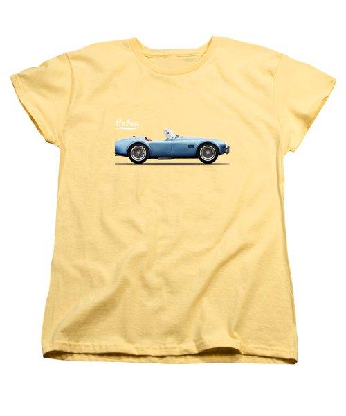 Shelby Cobra 289 1964 Women's T-Shirt (Standard Cut) by Mark Rogan