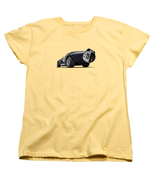 Shelby Daytona Women's T-Shirt (Standard Cut) by Douglas Pittman