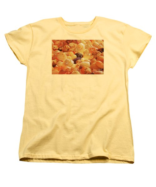 Shells Xvii Women's T-Shirt (Standard Cut) by Cassandra Buckley