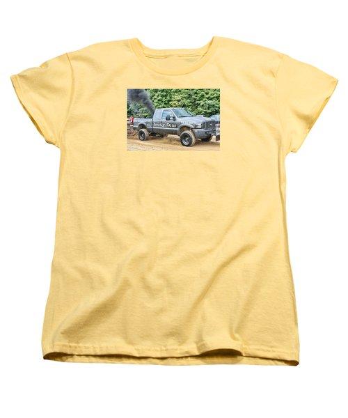 Smokin' Guns Women's T-Shirt (Standard Cut)