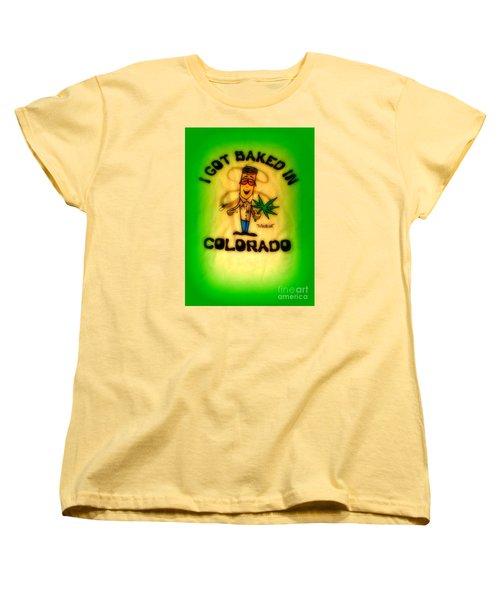 So High Too Women's T-Shirt (Standard Cut)