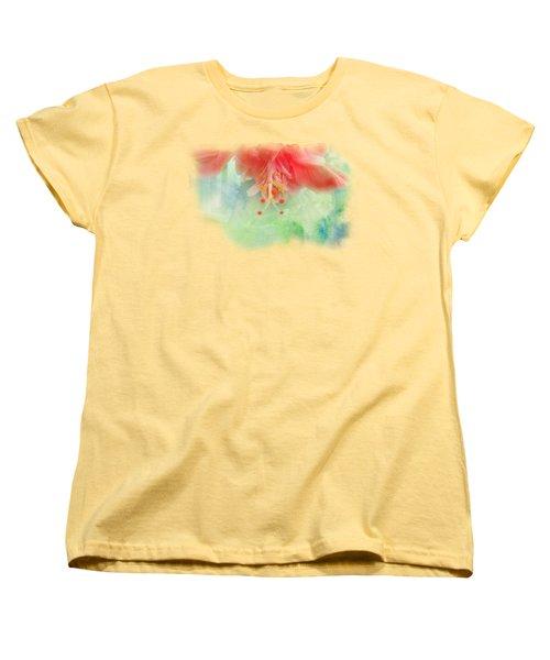 Softly Colored 1 Women's T-Shirt (Standard Cut)