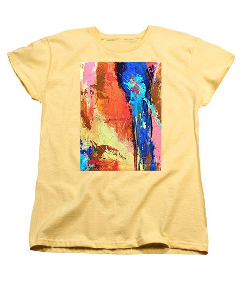 Song Of The Water Women's T-Shirt (Standard Cut)
