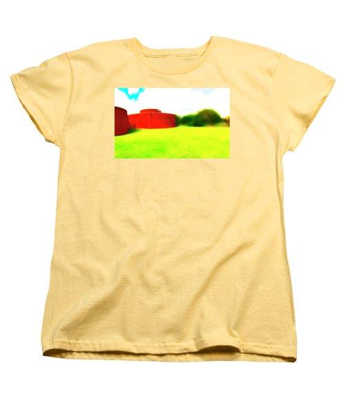 South Walls Women's T-Shirt (Standard Cut)