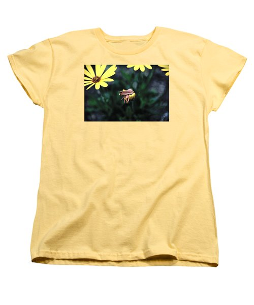 Women's T-Shirt (Standard Cut) featuring the photograph Spring 2016 26 by Cendrine Marrouat