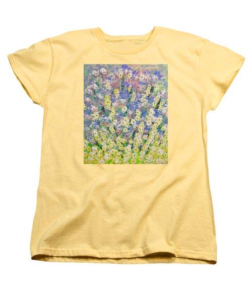 Spring Dreams Women's T-Shirt (Standard Cut) by George Riney