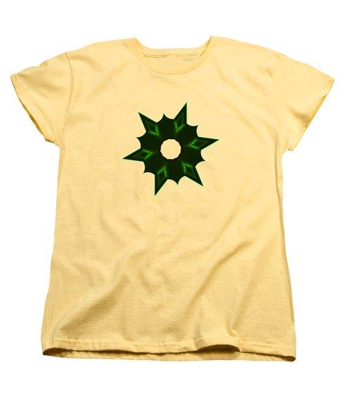 Star Record No. 4 Women's T-Shirt (Standard Cut) by Stephanie Brock