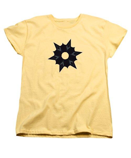 Star Record No.1 Women's T-Shirt (Standard Cut) by Stephanie Brock