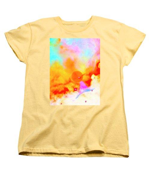 Women's T-Shirt (Standard Cut) featuring the photograph Stellar by Xn Tyler