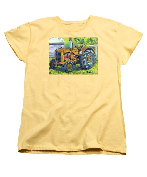 Still Workin' Women's T-Shirt (Standard Cut) by William Reed