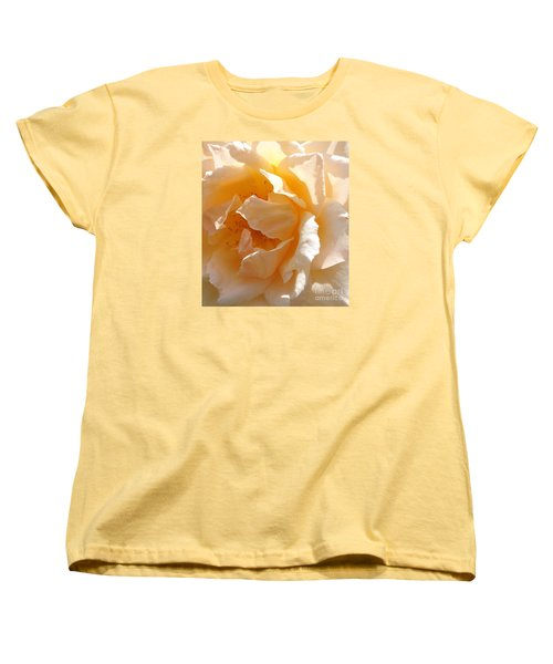 Women's T-Shirt (Standard Cut) featuring the photograph Sunny Delight by Fred Wilson
