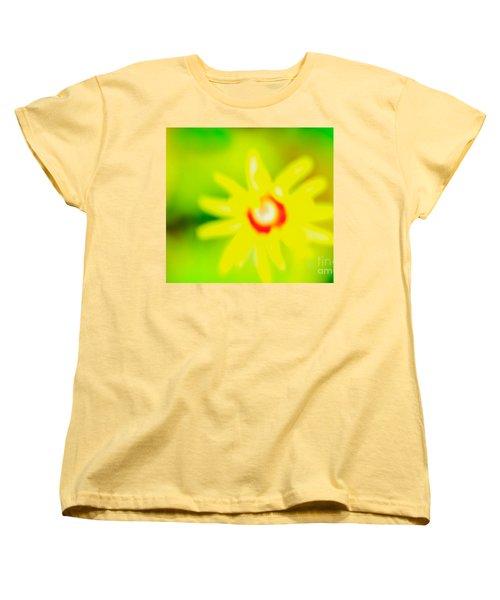 Sunnyday Women's T-Shirt (Standard Cut) by Kim Henderson