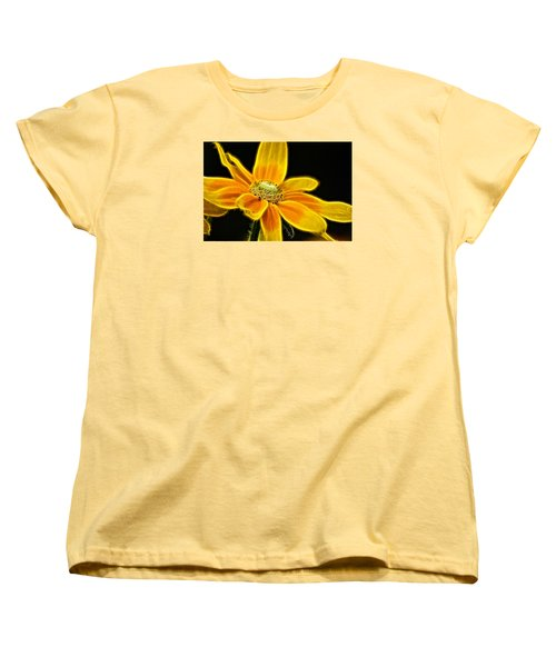 Sunrise Daisy Women's T-Shirt (Standard Cut) by Cameron Wood