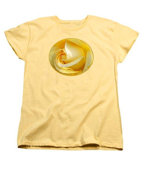 Sunshine Rose Women's T-Shirt (Standard Fit)