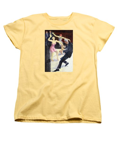 Swing Women's T-Shirt (Standard Cut)