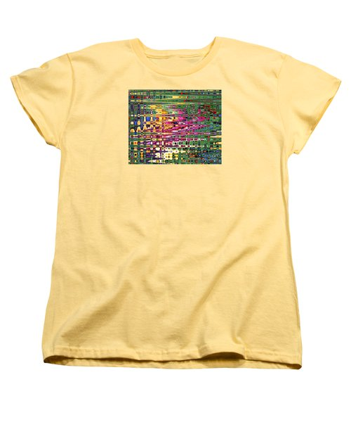Women's T-Shirt (Standard Cut) featuring the photograph Synapse by Diane E Berry