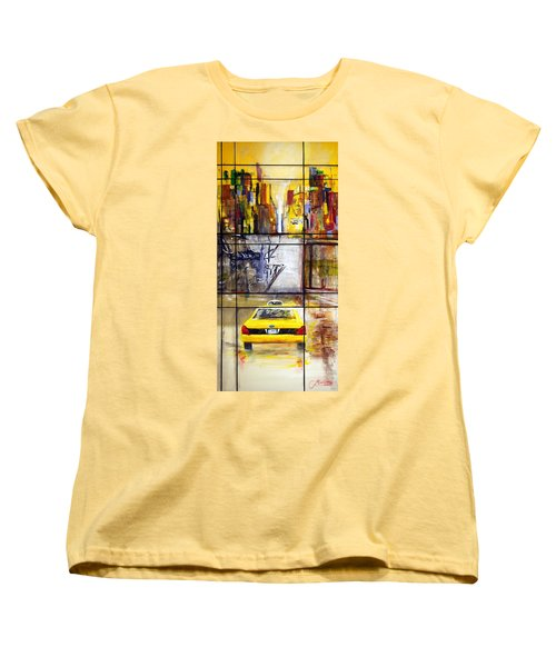 Taxi 7 Women's T-Shirt (Standard Cut)
