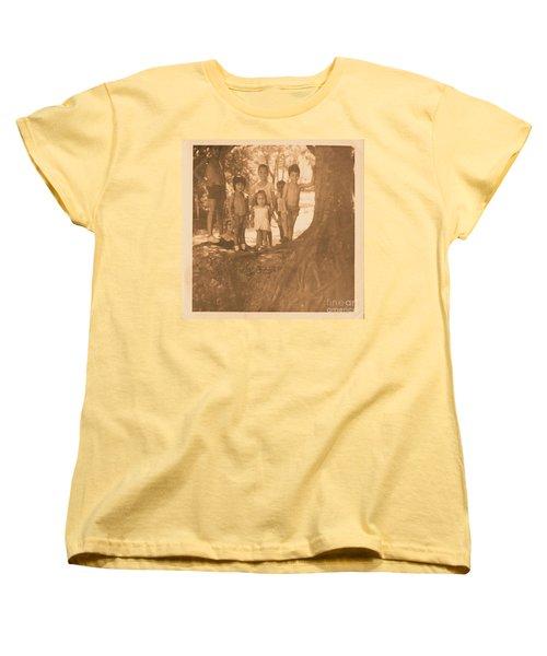 The 70's Series - 1 Women's T-Shirt (Standard Cut) by Beto Machado