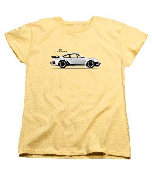 The 911 Turbo 1984 Women's T-Shirt (Standard Cut) by Mark Rogan