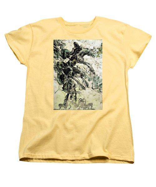 The Black Riders Descend Women's T-Shirt (Standard Cut)