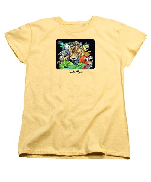 The Circle Of Life Women's T-Shirt (Standard Cut)