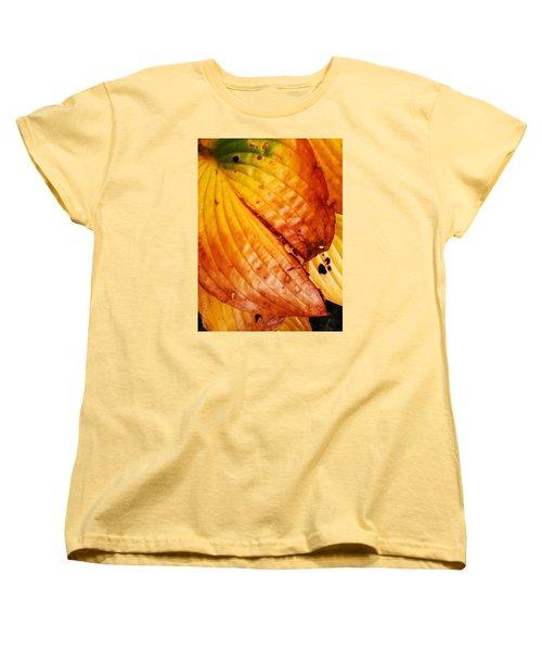 The Colors Of Autumn Women's T-Shirt (Standard Cut)