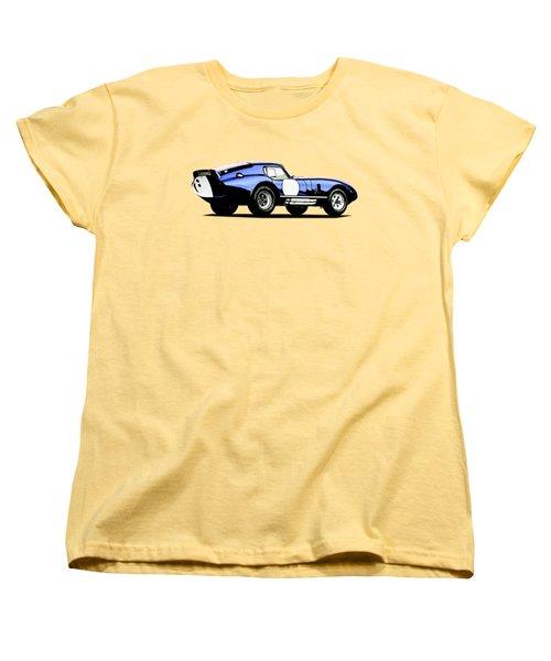 The Daytona Women's T-Shirt (Standard Cut) by Mark Rogan