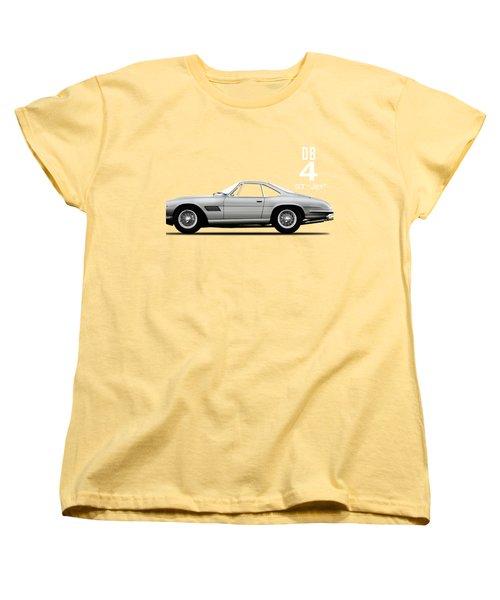 The Db4gt Jet Women's T-Shirt (Standard Cut) by Mark Rogan