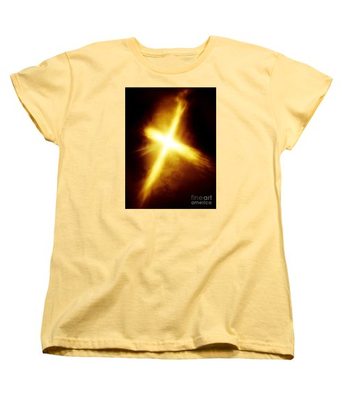 Women's T-Shirt (Standard Cut) featuring the photograph The Gift by Robin Coaker