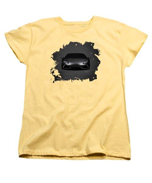 The Huracan Women's T-Shirt (Standard Cut) by Mark Rogan