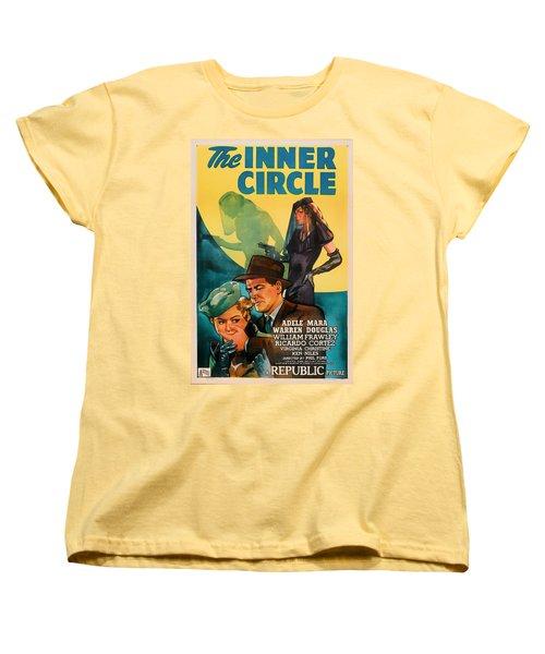 The Inner Circle 1946 Women's T-Shirt (Standard Cut) by Mountain Dreams