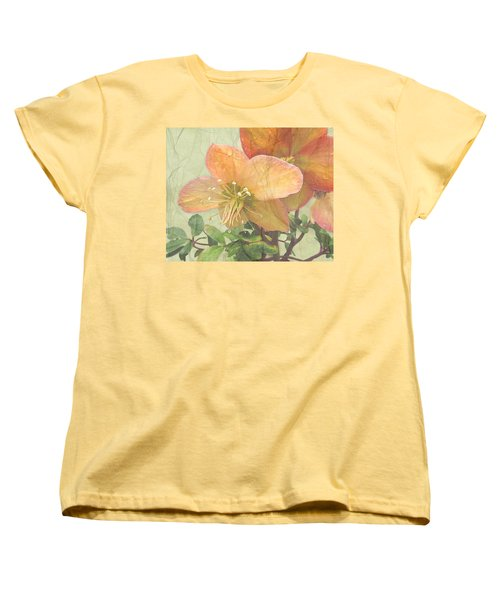 The Mystical Energy Of Nature Women's T-Shirt (Standard Cut) by I'ina Van Lawick