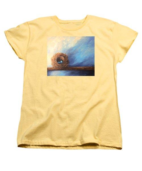 The Nest 2017 Women's T-Shirt (Standard Cut) by Torrie Smiley