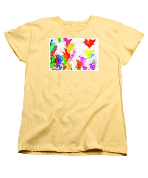 The Pennants At Mango Cafe Women's T-Shirt (Standard Cut)