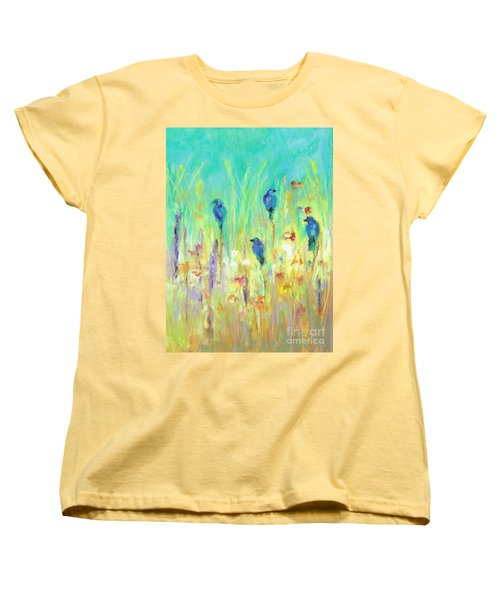 The Resting Place Women's T-Shirt (Standard Cut) by Frances Marino
