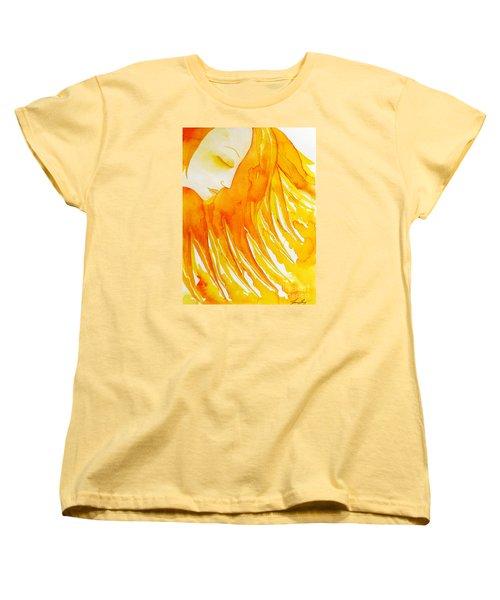 The Sun Goddess Women's T-Shirt (Standard Cut)