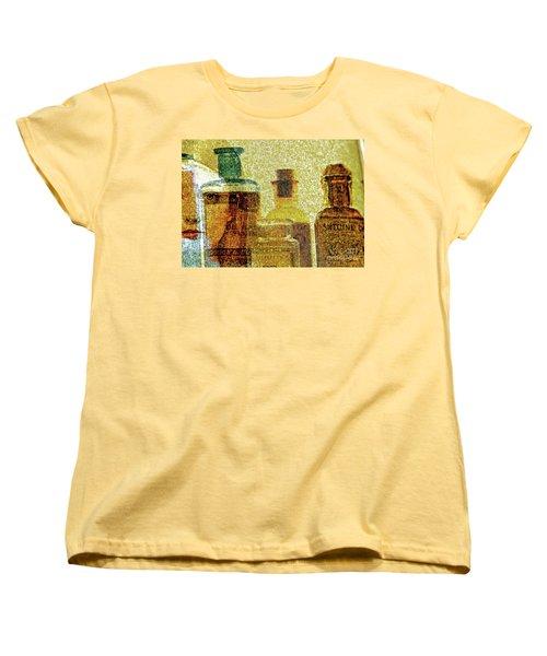 The Woman Behind Women's T-Shirt (Standard Cut)