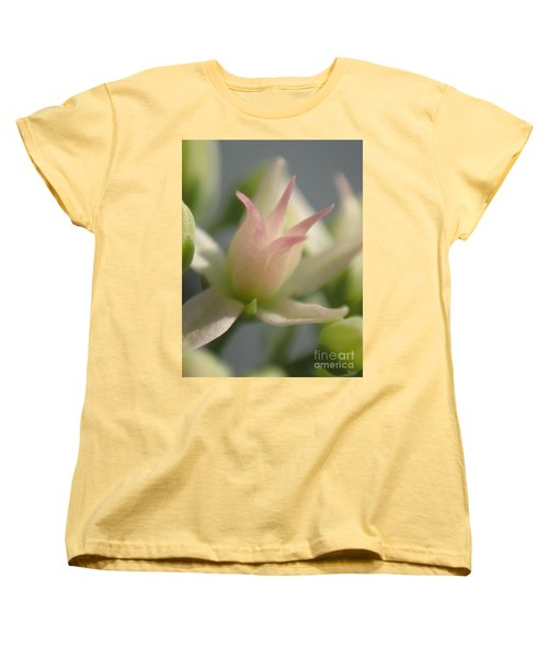 Women's T-Shirt (Standard Cut) featuring the photograph Tiny Crown by Christina Verdgeline