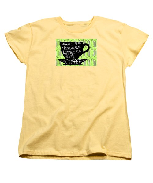 To The Point Women's T-Shirt (Standard Cut) by JAMART Photography