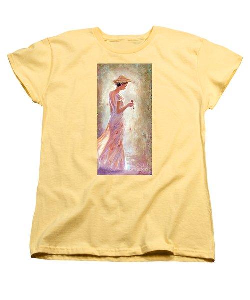 Toujours De Fleurs Women's T-Shirt (Standard Cut)